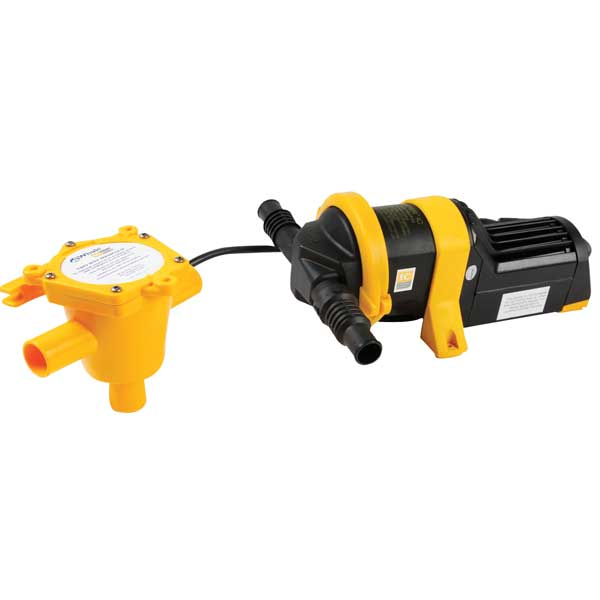 Whale Pumps Gulper IC Gray Water Systems