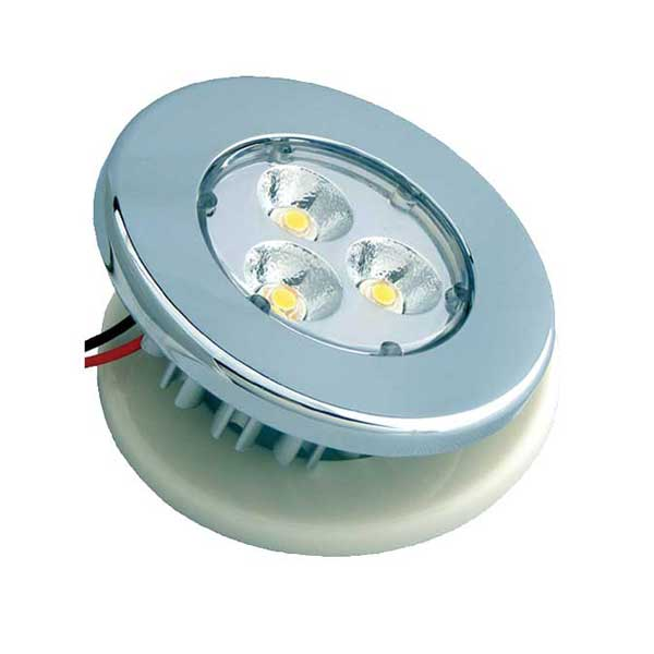 Dr. Led Recessed Red/White LED Chart and Reading Light
