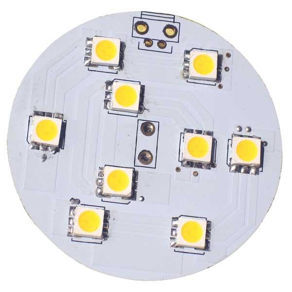 Dr. Led Warm White Surface Mount Dome Light Conversion LED Kit