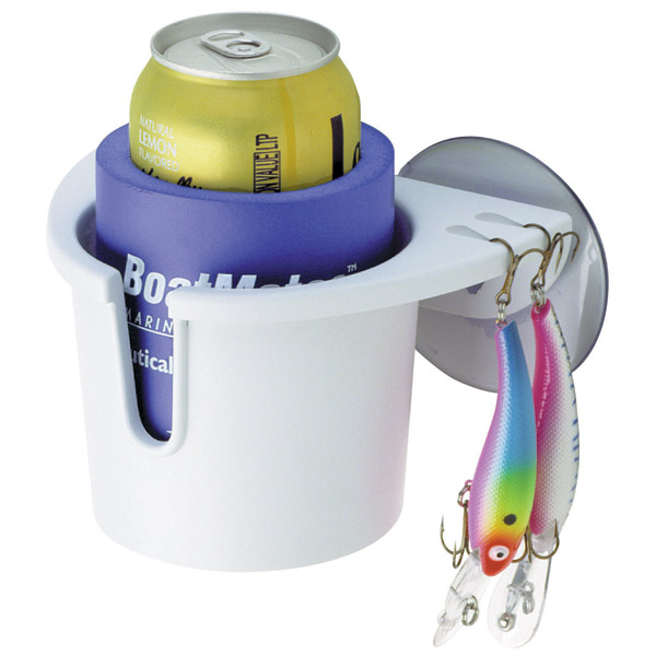 Boatmates Suction-Mount Drink Holder