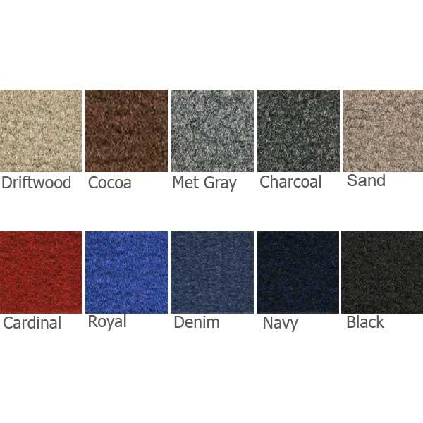 Redrum Fabrics 8' Aquaturf Carpet, Royal