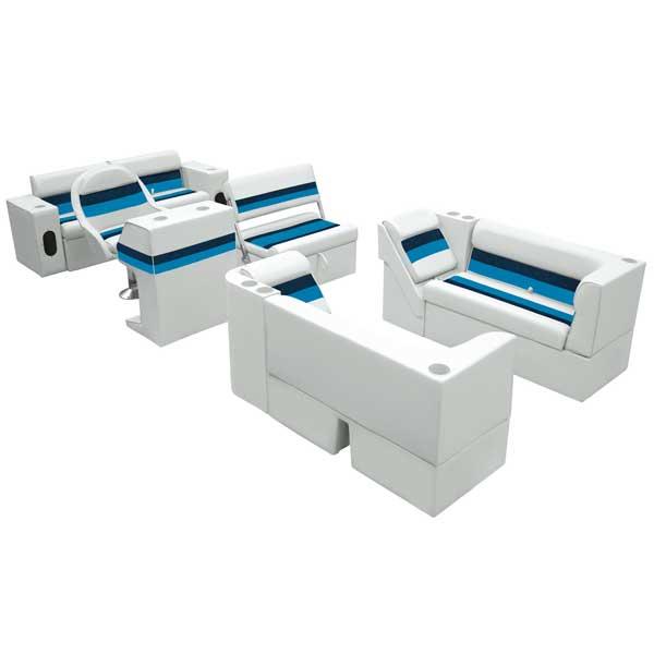 Wise Seating Premium Pontoon Furniture Kit II