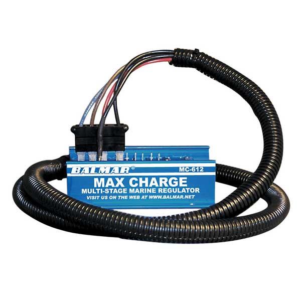 Balmar Max Charge Digital 24 Volt Regulator