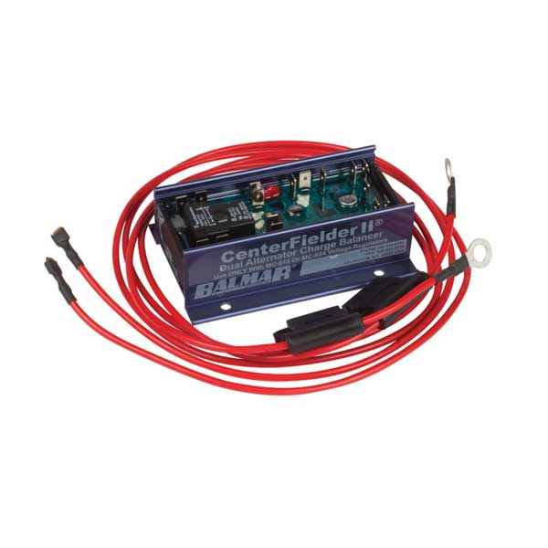 Balmar Centerfielder II Dual Alternator Regulator Controller