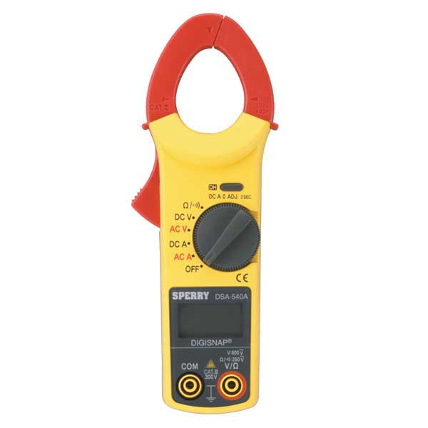 Marinco 6 Function Digital Snap Around Meter Sale $119.99 SKU: 12033171 ID# DSA540A UPC# 35632103386 :