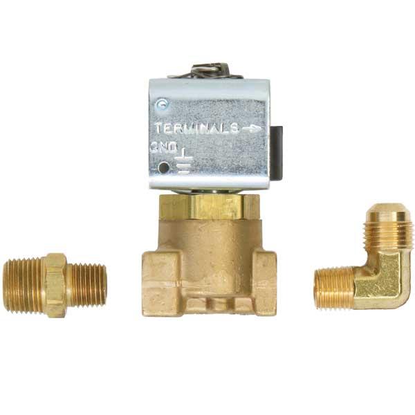 Trident Rubber Low-Pressure Brass 1/4 Solenoid Valve Sale $112.99 SKU: 12040044 ID# 1300-7708.2-KT UPC# 704917011110 :