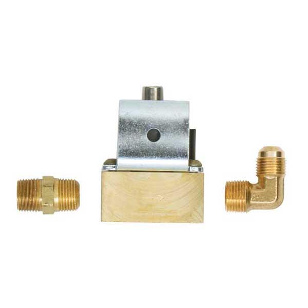 Trident Rubber 24V Low-Pressure Brass Solenoid Valve, 1/4 Sale $157.99 SKU: 12040051 ID# 1300-7708.24-KT UPC# 704917011127 :