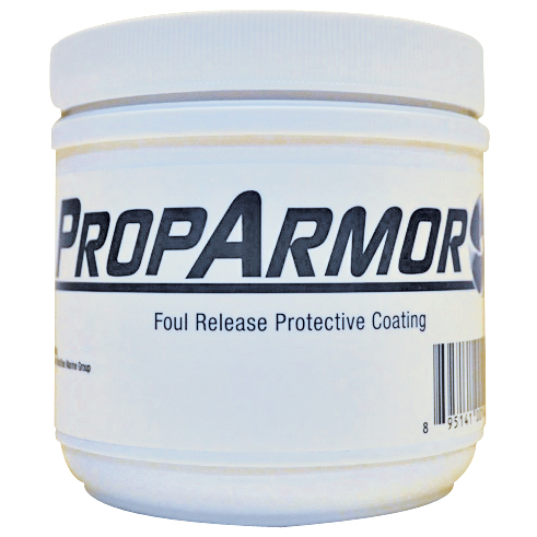 Prop Armor Foul Release Protective Coating