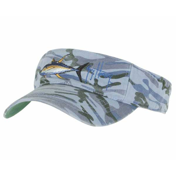 Men's Yellowfin Tuna Visor
