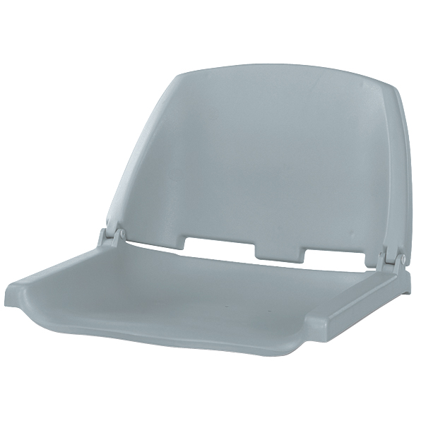 Wise Seating Economy Folding Seat - Gray