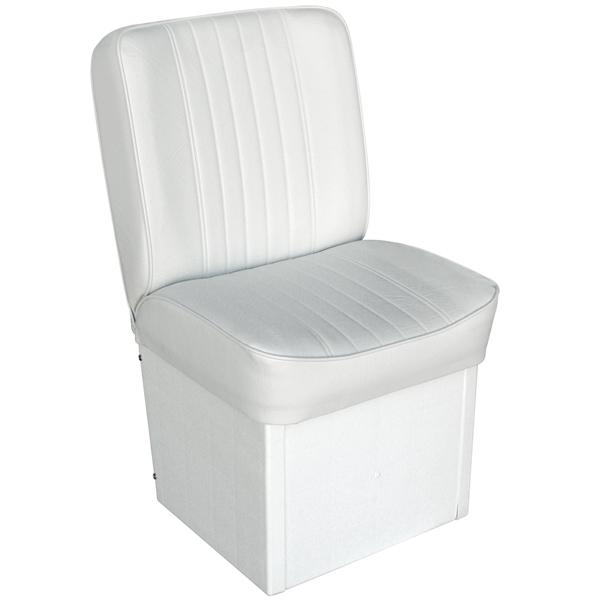 Wise Seating Premium Jump Seat - White