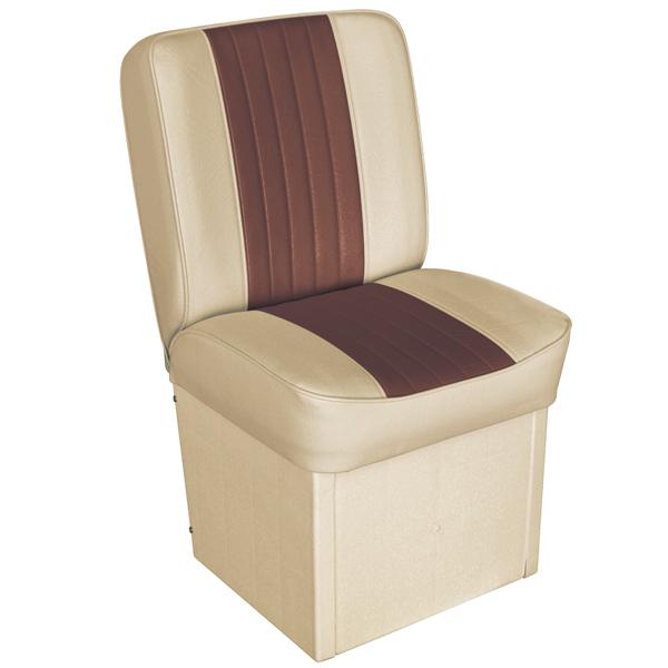Wise Seating Premium Jump Seat - Sand/Brown