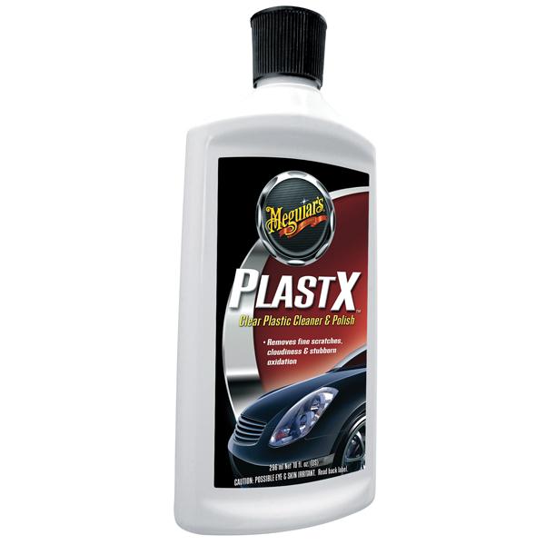 Meguiars Plastx Clear Plastic Cleaner & Polish