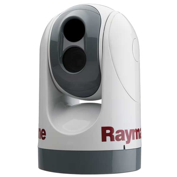 Raymarine T450 Thermal Camera Pack with Joystick, 640 x 480 Sensor Resolution, 9Hz Refresh Rate, 25mm Focal Length, 25 Field of View