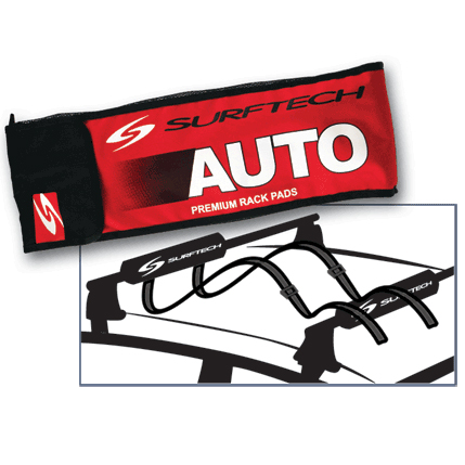 Surftech Rack Pads with Straps Sale $27.77 SKU: 12221594 ID# ACC0003 :