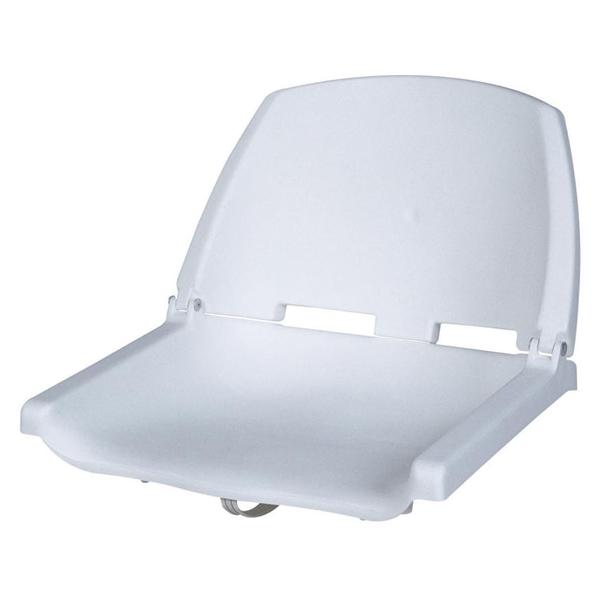 Wise Seating Economy Folding Seat - White