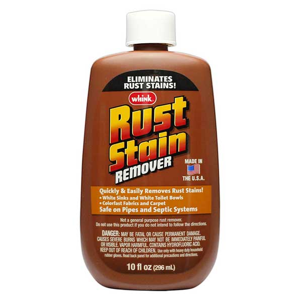 Whink Rust Stain Remover 10 Oz West Marine
