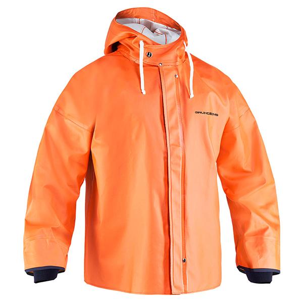 Grundens Brigg 44 Parka Orange