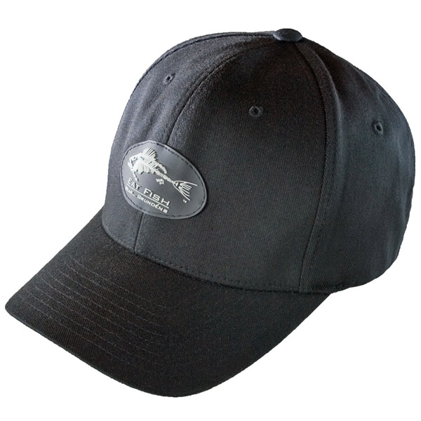 Grundens eat fish ball cap west marine for Fishing ball caps