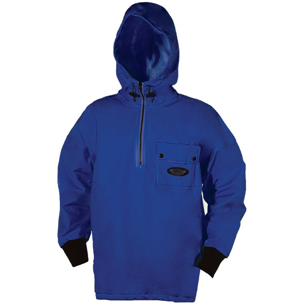 Grundens Men's Sund 763 Waterproof Fleece-Lined Hooded Pullover Navy Sale $189.99 SKU: 12229308 ID# S763NXL UPC# 7331899801199 :