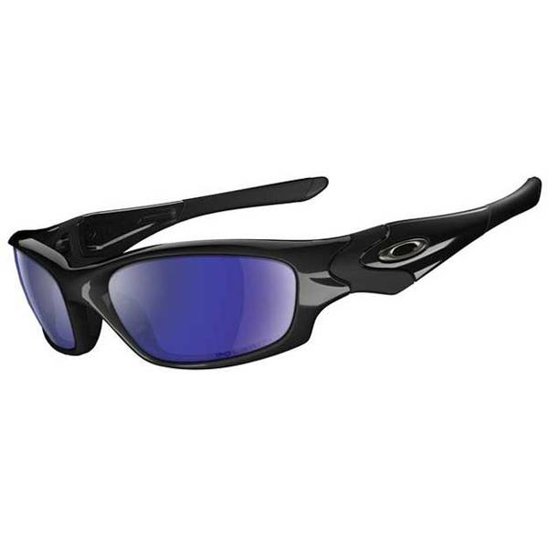Oakley Straight Jacket Fishing Sunglasses, Polished Black Frames with Deep Black_blue Iridium Polarized Lenses Sale $190.00 SKU: 12242970 ID# 24-019 UPC# 700285168333 :