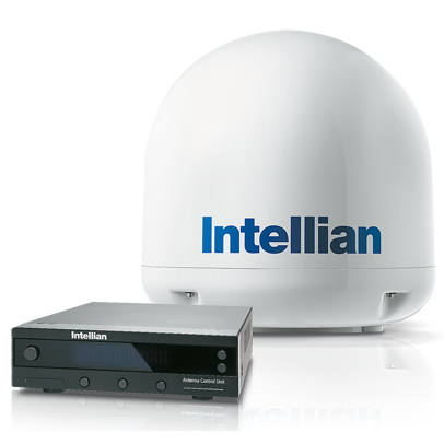 Intellian i3 Marine Satellite TV Antenna System—North America LNB