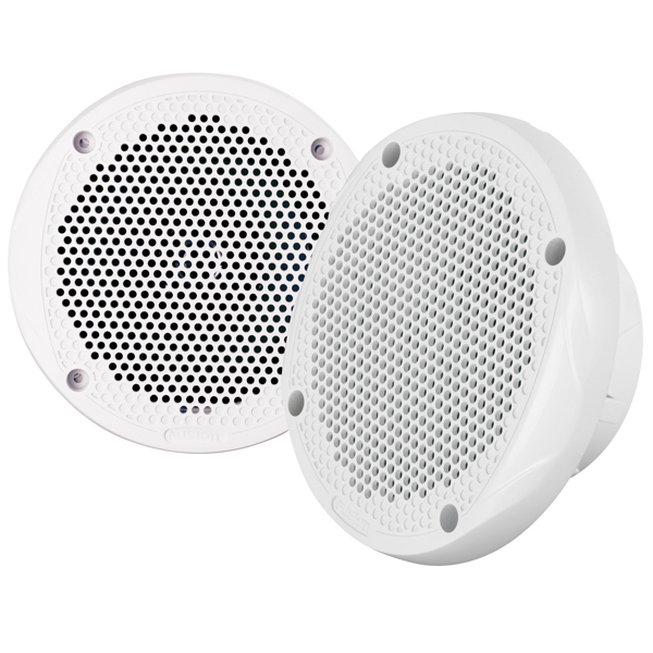 Fusion MS-FR6520 61/2 2-Way Economy Marine Speakers