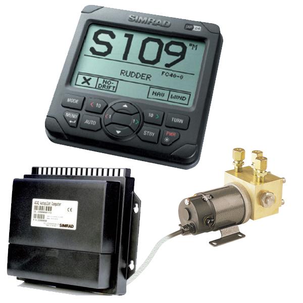Simrad AP2403 VRF Autopilot Package