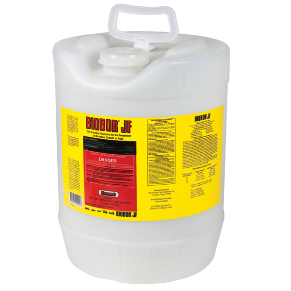 Biobor Biorbor JF - Diesel and Jet Fuels Microbicid, 5 Gal. Sale $629.99 SKU: 12409827 ID# BBPAIL01US UPC# 694481000903 :