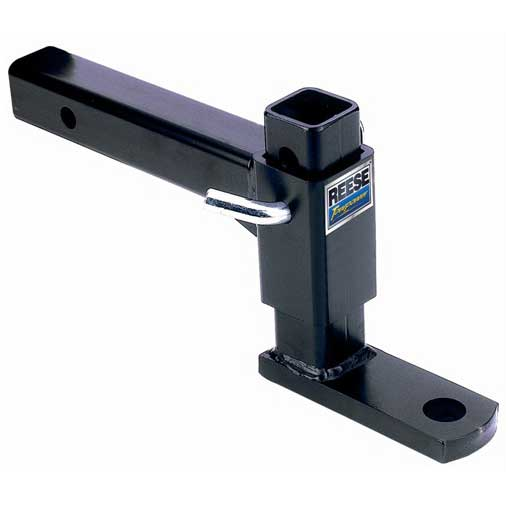 Reese Adjustable Ball Mount, 13-1/2L x 7-1/2D x 6-1/4R, 5,000 lbs.