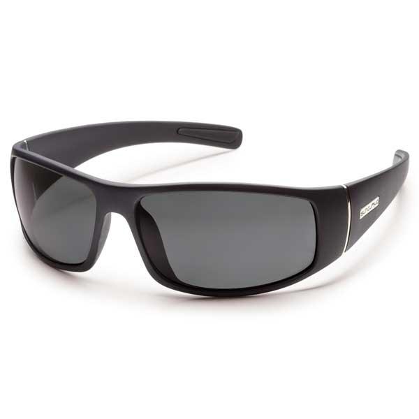 Suncloud Atlas Sunglasses, Matte Matte Black Frames with Gray Lenses Sale $49.99 SKU: 12469128 ID# S-ATPPGYMB UPC# 715757292201 :