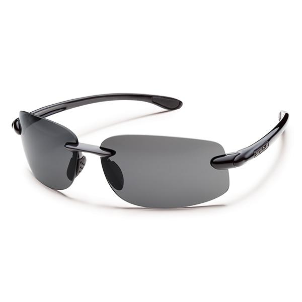 Suncloud Excursion Polarized Sunglasses, Black/gray/Grey Sale $49.99 SKU: 12469201 ID# S-EXPPGYBK UPC# 715757289751 :