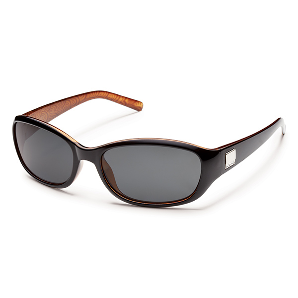 Suncloud Iris Polarized Sunglasses, Black/graypaint Frames with Grey Lenses Sale $49.99 SKU: 12469268 ID# S-IRPPGYBB UPC# 715757372545 :