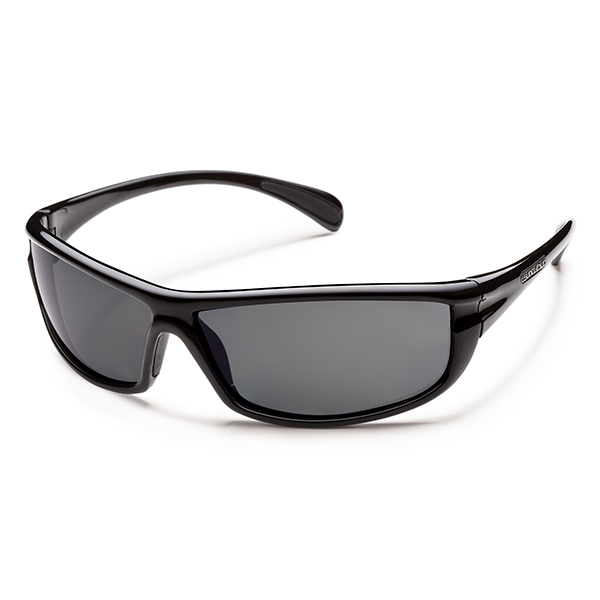 Suncloud King Polarized Sunglasses, Black/gray Frames with Grey Lenses Sale $49.99 SKU: 12469136 ID# S-KNPPGYBK UPC# 715757244446 :