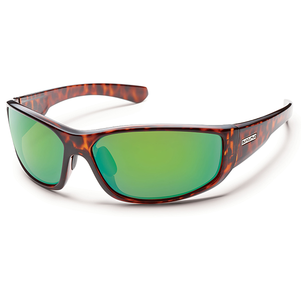 Suncloud Pursuit Polarized Sunglasses, Tortoise Frames with Green Mirrored Lenses Sale $49.99 SKU: 15208945 ID# S-PUPPGMTT UPC# 715757452773 :