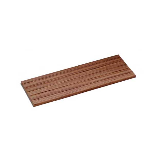 Ultra Marine Large Teak Boarding Step, 15-1/2 x 5-1/2 x 1/2 Sale $22.99 SKU: 12482733 ID# 60502 UPC# 725060605025 :
