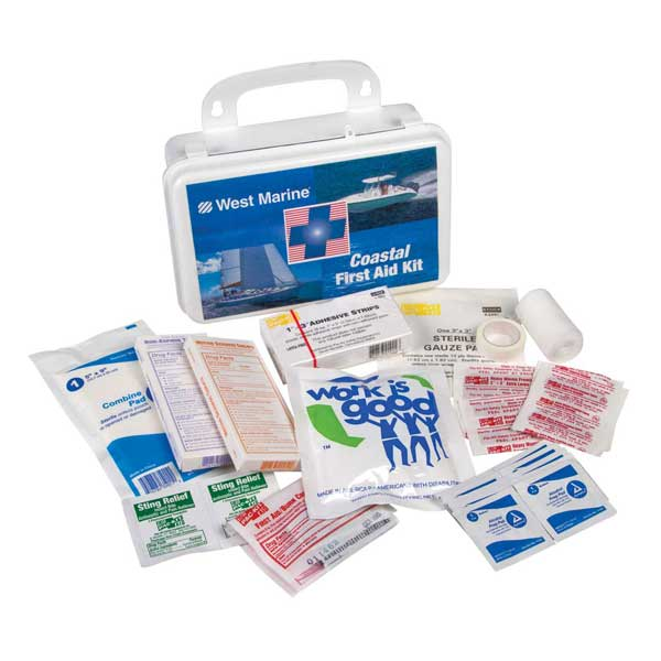 West Marine Coastal First Aid Kit