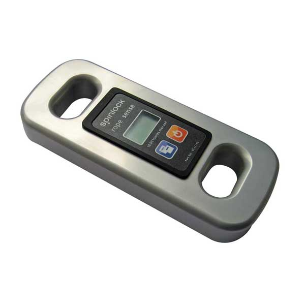 Spinlock 10-Ton ZS Rope Sense Load Cell with LCD Readout