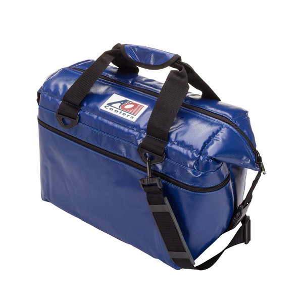 Ao Coolers 24 Pack Fishing Cooler, Royal Blue