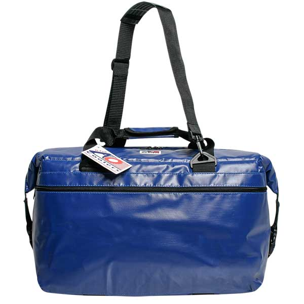 Ao Coolers 36 Can Soft-sided Fishing Cooler, Royal Blue