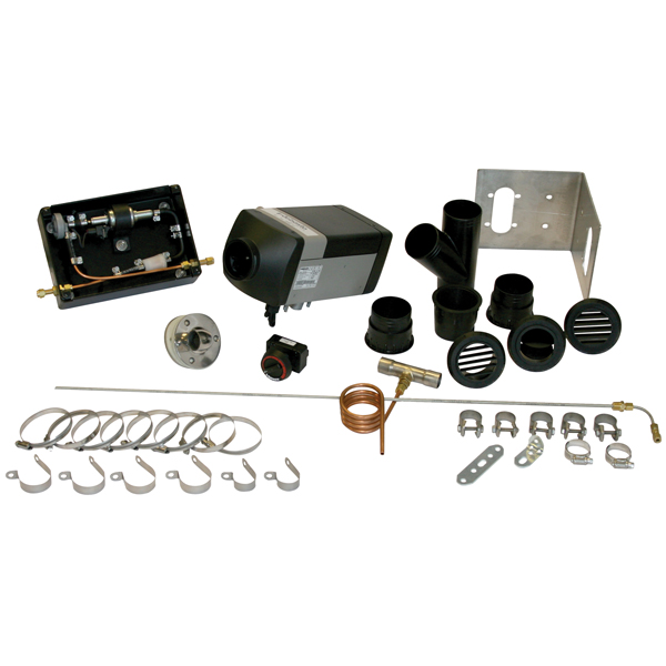 Webasto Air Top 2000 ST Diesel Cabin Heater Kit
