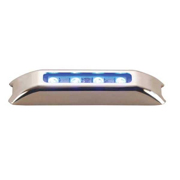 west marine stainless steel led light strip blue west. Black Bedroom Furniture Sets. Home Design Ideas