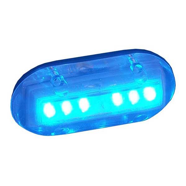 WEST MARINE Underwater LED Puck Light, Blue | West Marine