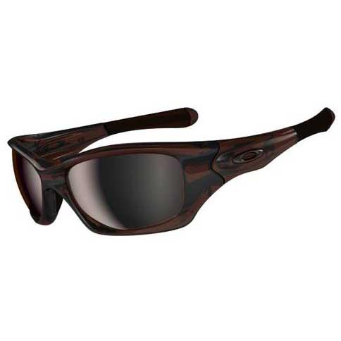 Oakley Pit Bull Polarized Sunglasses, Polished Brown Frames with Tungsten Iridium Lenses Sale $190.00 SKU: 12663829 ID# OO9127-08 UPC# 700285471846 :