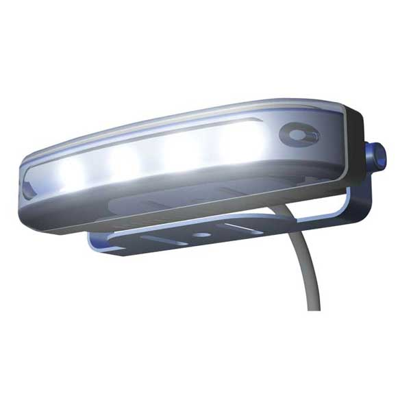 Optx Marine LED Deck Light, Small Sale $49.99 SKU: 12712667 ID# OML4DKWH UPC# 798696374146 :