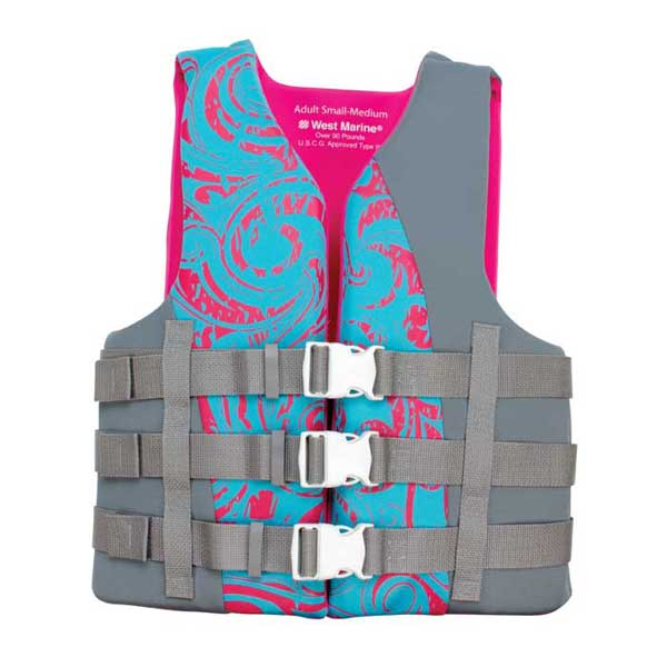 Watersports Life Jacket, Womens PFD