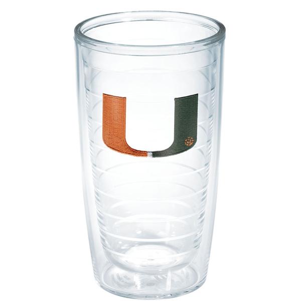 Tervis University of Miami 16 oz. Tumbler