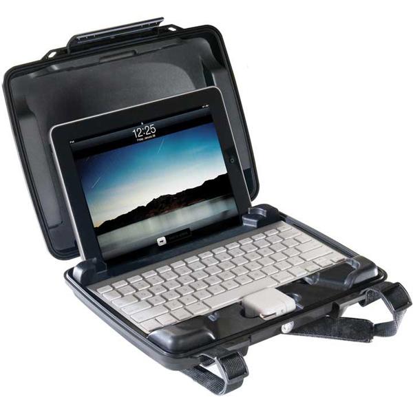 Pelican i1075 Black Waterproof iPad Case Sale $49.77 SKU: 12767299 ID# 1070-005-110 UPC# 19428105471 :