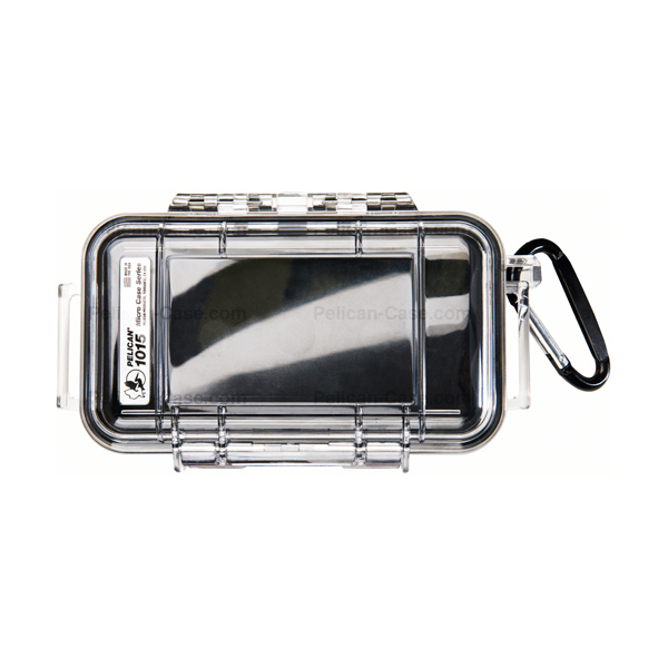 Pelican 1015 Micro Case, Clear With Black Liner Sale $25.99 SKU: 12767315 ID# 1015-005-100 UPC# 19428094867 :