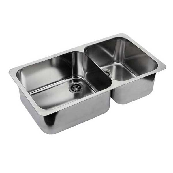 Ambassador Marine Double Rectangle Sink Sale $699.99 SKU: 12782280 ID# S54-1823-UM-R UPC# 41031790089 :